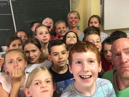 Empathie-Training in der-Bassenheimer Grundschule